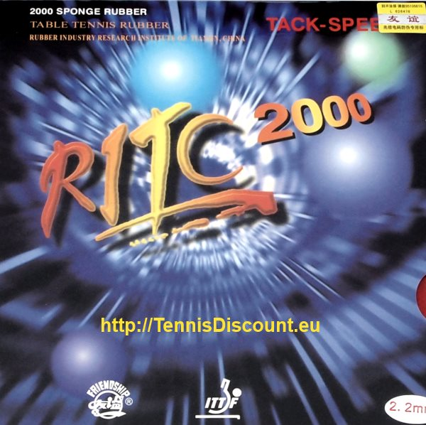 Friendship Ritc 2000 Tack Speed гума