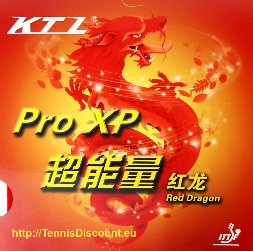 KTL Pro XP RED DRAGON гума