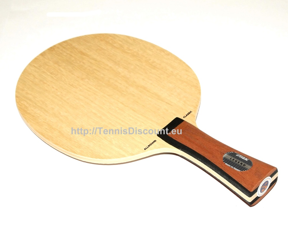 Tennis Magazine Subscription Discount 62: STIGA Allround Classic ALL [Дървета за тенис на маса от