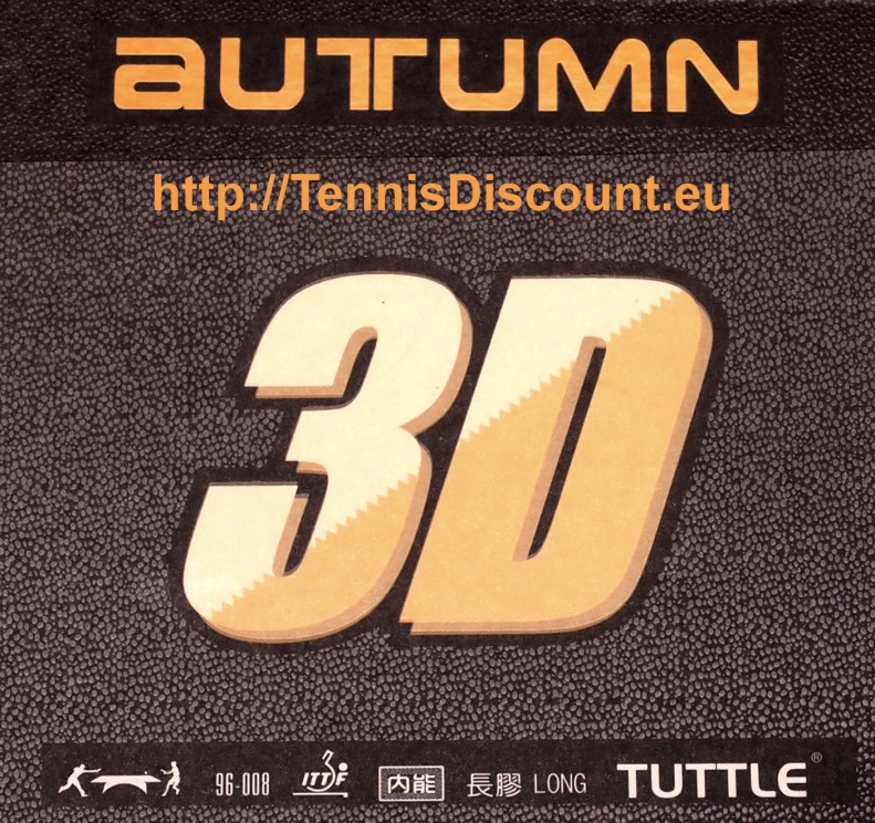 Tuttle AUTUMN 3D гума с дълги зъбци