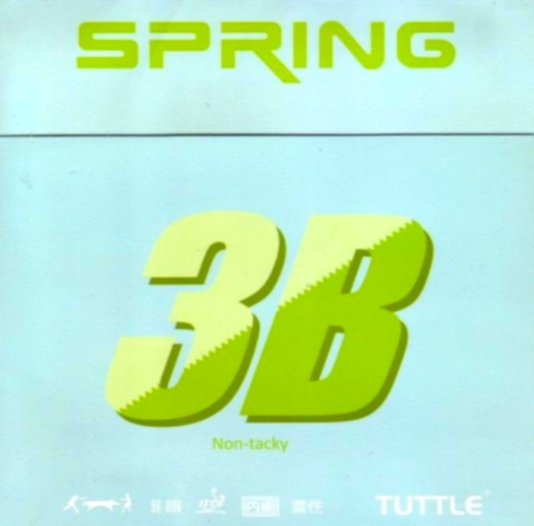 Tuttle SPRING 3B гума